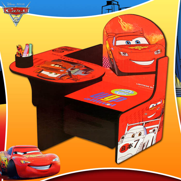 disney cars kinderpult kindersitzgruppe sitzgruppe stuhl. Black Bedroom Furniture Sets. Home Design Ideas