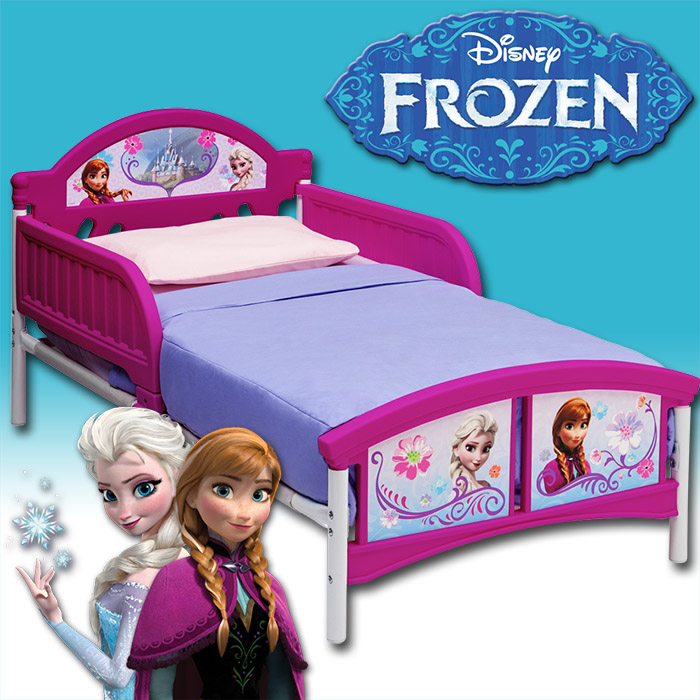 disney frozen eisk nigin kinderbett kinder bett kinderm bel jugendbett 140x70 issum nrw. Black Bedroom Furniture Sets. Home Design Ideas