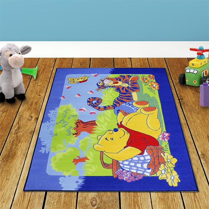 Disney Winnie the Pooh Teppich 133x95cm Kinder
