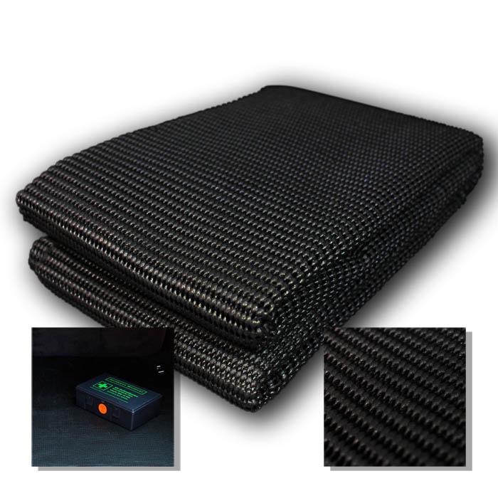 antirutschmatte 120x100cm zuschneidbar gummimatte kofferraum wohnwagen pkw auto. Black Bedroom Furniture Sets. Home Design Ideas