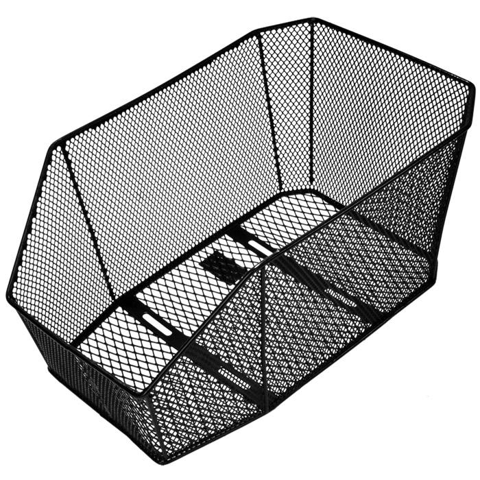xl schultaschenkorb fahrradkorb einkaufskorb hinterradkorb fahrrad rad korb neu ebay. Black Bedroom Furniture Sets. Home Design Ideas